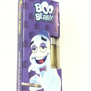 Boo Berry Cereal Carts