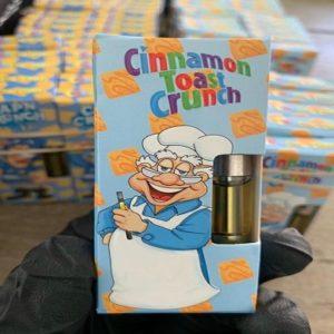 Cinnamon Toast Crunch Cereal Carts
