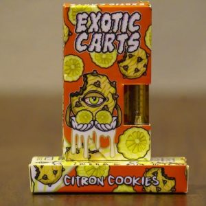 Citron Cookie Exotic Carts