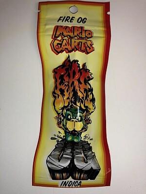 Fire OG Mario Carts