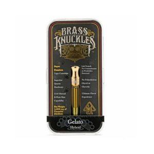 Gelato Brass Knuckles