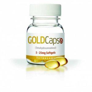 Gold Caps THC