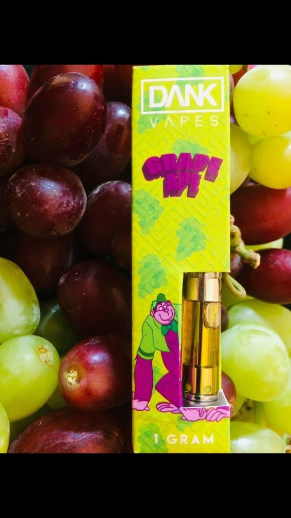 Grape Ape dank vapes