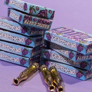 GrapeHead Exotic Carts