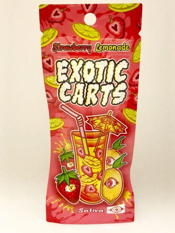 strawberry Lemonade exotic carts