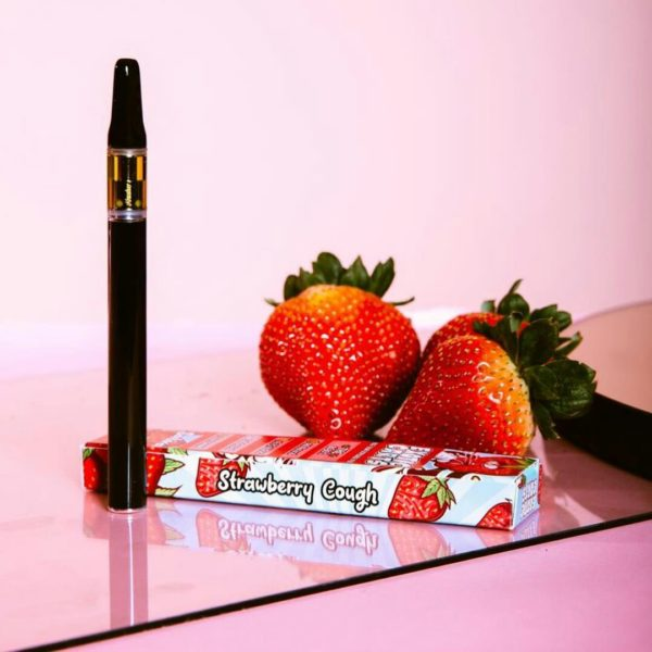 strawberry cough exotic carts