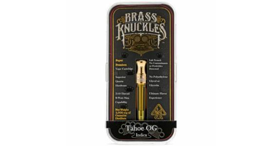 tahoe og brass knuckles